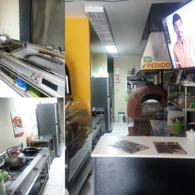 Traspaso Local Comercial Cafeteria Restaurante