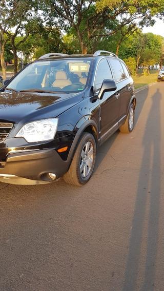Chevrolet, Captiva Sport Fwd, 2009 Interior Caramelo