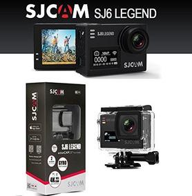 Sjcam Sj6 Legend 4k Camera Wifi 16mp Orig. Semi Nova