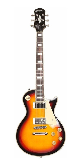 Guitarra Les Paul Earth Music Elp20 Sunburst - Gt0276