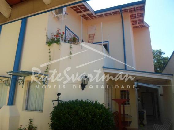 Sobrado Com 3 Dormitórios Para Alugar, 282 M² Por R$ 2.800/mês - Cidade Universitária - Campinas/sp - Ca3334