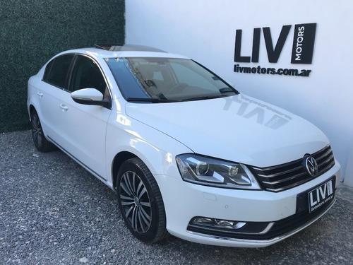 Volkswagen Passat 2.0 Tsi At Luxury Año 2014 - Liv Motors