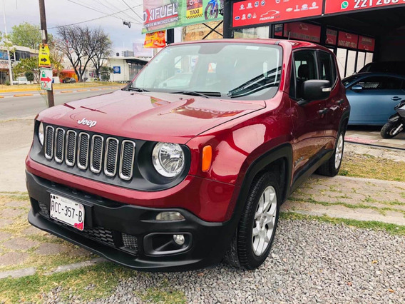 Jeep Renegade 1.8 Sport 4x2 At 2017