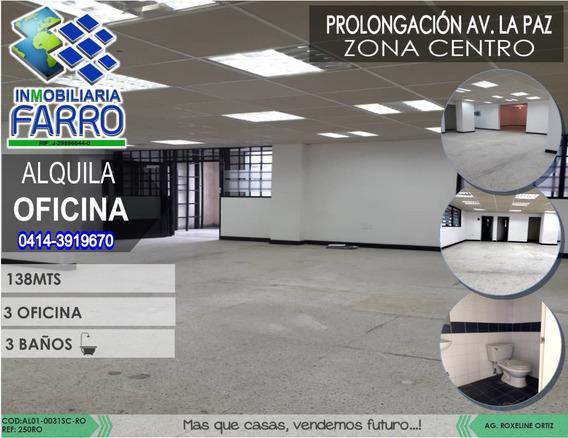 Alquiler De Oficina Sector Centro Al01-0031sc-ro