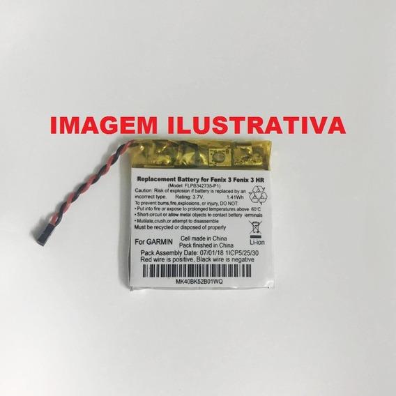 Bateria Relógio Garmin Fênix 3, Fenix 3hr Gps