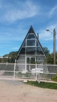 Alquilo Casa Barra Del Chuy / Barra Do Chuí, Cabaña Halcón