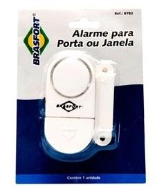 Alarme P/ Porta E Janela Brasfort