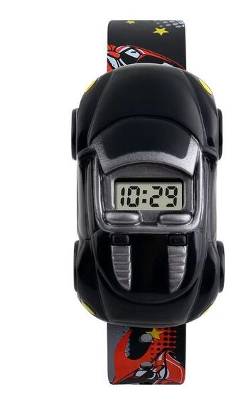 Relógio Skmei 1241 Menino Digital Carrinho
