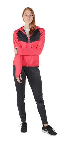 Set Pants Greenlander Set6859 Mujer Sudadera Capucha