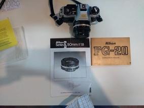 Camera Nikon Fg 20