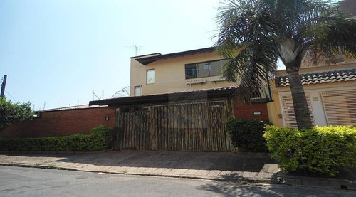 Casa Residencial À Venda, Vila Maria Helena, Indaiatuba. - Ca1301