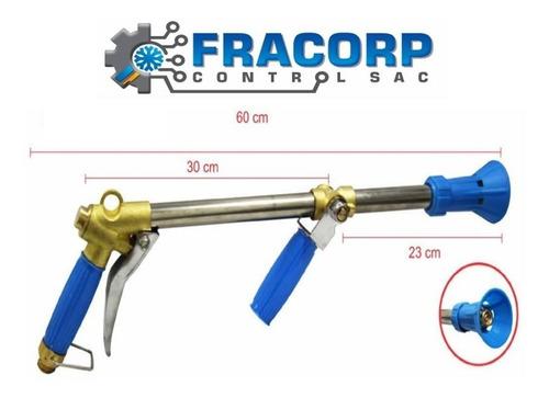 Imagen 1 de 2 de Pistola Rociador Alta Presion T/europeo Kazo Modelo D-l4