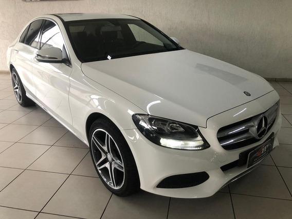 Mercedes-benz C 180 1.6 Cgi Avantgarde 16v Turbo Gasolina