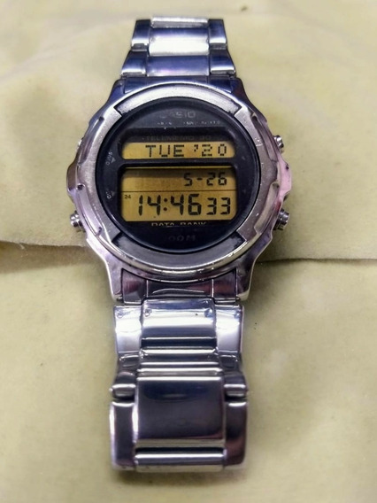 Casio Data Bank Anos 80