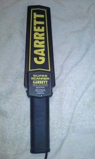 Detector De Metales Garrett Super Scanner
