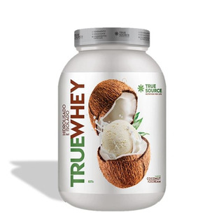 True Whey Protein Hidrolisado Isolado Coconut Ice Cream 837g
