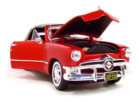 Modelo A Escala Ford Soft 1950