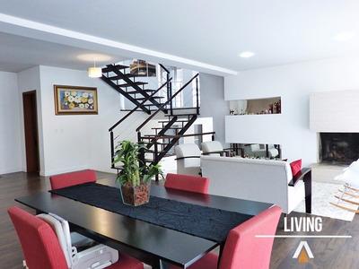 Acrc Imóveis - Casa Para Locação Com 05 Dormitórios Sendo 01 Suíte Master E 04 Vagas De Garagem. - Ca00614 - 32561692