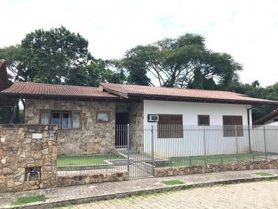 Casa Com 3 Dormitórios Sendo 1 Suíte À Venda, 300 M² Por R$ 650.000 - Vila Nova - Blumenau/sc - Ca0981