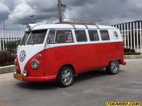 Volkswagen Combi Safari
