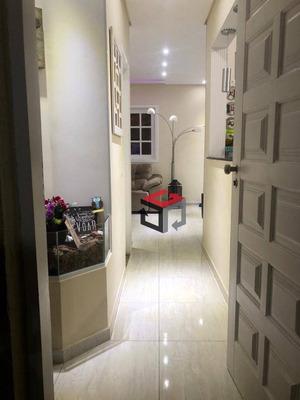 Sobrado Condomínio Fechado - Bairro Demarchi - São Bernardo Do Campo - So22785