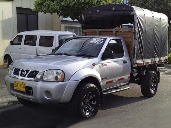 Nissan Frontier Estacas D22