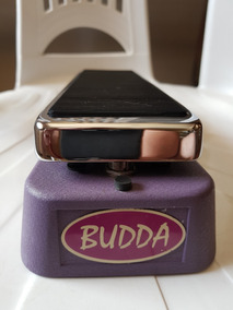 Pedal Budda Wha - Top Top Boutique - Super Conservado!!!