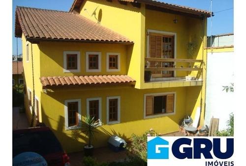 Imagem 1 de 13 de Sobrado Localizado No Jardim São Manoel (gru)