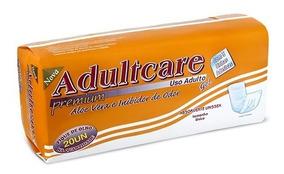 Absorvente Geriátrico Adultcare Premium Com 160 Absorventes