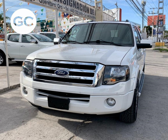 Ford Expedition 5.4 Limited Max 4x2 Mt