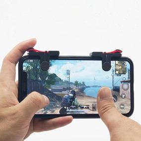 2pcs Gaming Triggers Para Móvel Telefone Pubg L1 R1 Controla