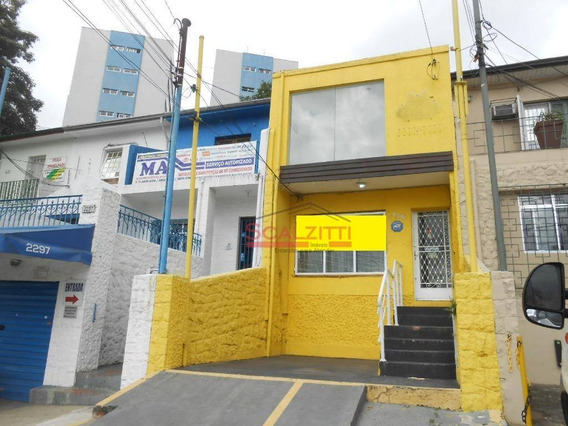 Sobrado Para Alugar Por R$ 5.000/mês - Vila Pompéia - São Paulo/sp - So0050
