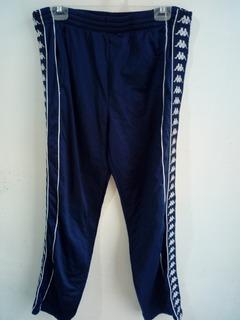 Pants Deportivo Azul Marca Kappa