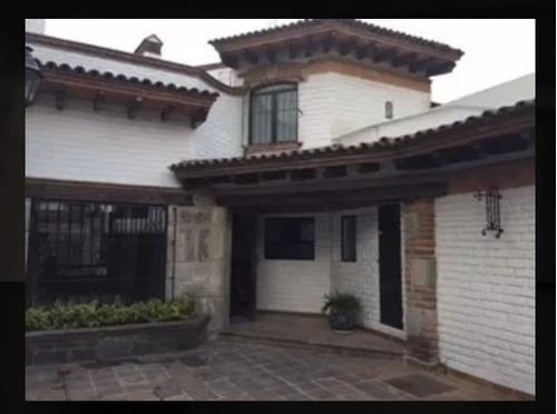 8132-rcr, Casa Sola, En Calle Cerrada, Tlapexco, Palto, Cuajimalpa