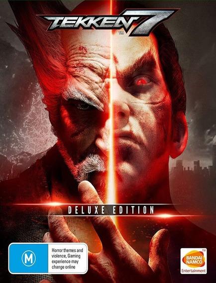 Tekken 7 Deluxe Edition Pc - Steam Key (envio Rápido)