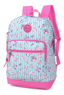 Mochila Up4you Coruja - 45766
