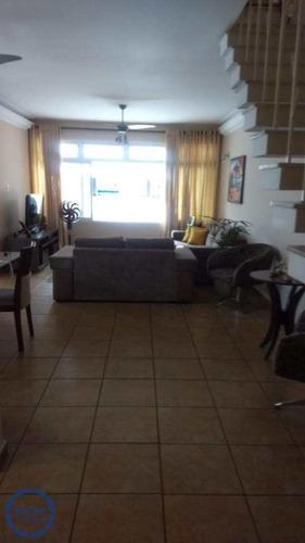 Casa Com 4 Dorms, Aparecida, Santos - R$ 880 Mil, Cod: 13578 - V13578
