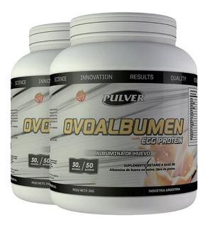 Ovoalbumen 1 Kg Pulver Proteína De Huevo Sin Tacc Protein