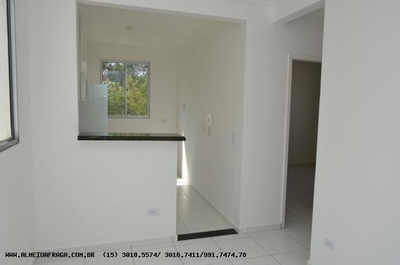 Apartamento Para Venda Em Sorocaba, Alto Da Boa Vista, 2 Dormitórios, 1 Banheiro, 1 Vaga - 73_1-471946
