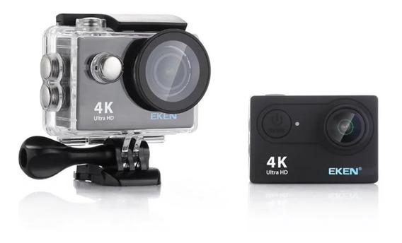 Câmera De Ação Eken H9r 4k Wifi Visor Controle Prova D