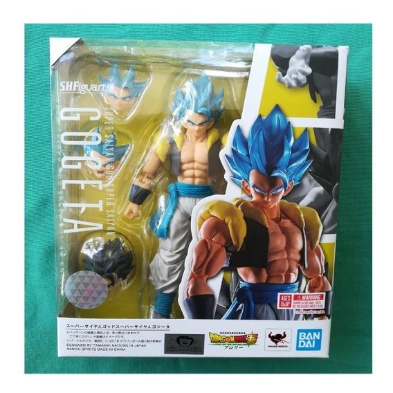 Sh Figuarts Jp Dragon Ball Super Ss Gogeta God Blue