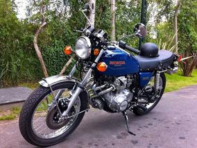 Honda Cb 400 Four Año 1977 En Excelente Estado!!!!!