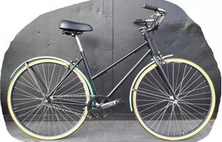 Bicicleta Fixe R28 Tradicional Dama