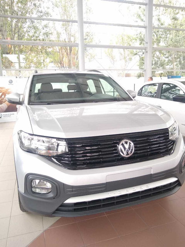Volkswagen T-cross 2021 Mini Anticipo O Tu Usado + Cuotas N