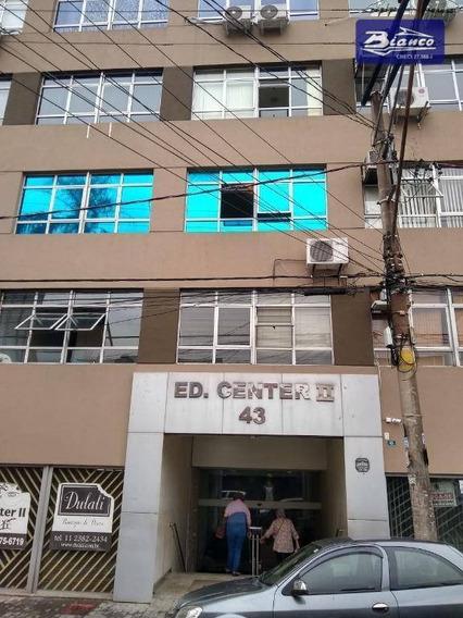 Sala Pra Locação, Centro De Guarulhos!! Infraestrutura E Segurança! - Sa0155