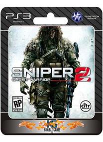 Sniper Ghost Warrior 2 -ps3- (digital) **