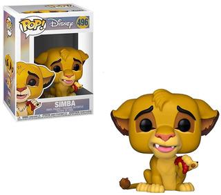 Funko Pop Disney #496 The Lion King Simba Nortoys