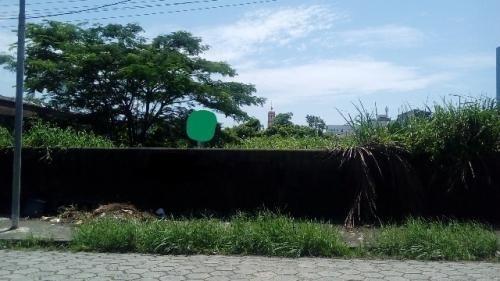 Terreno A 700 Metros Do Mar Em Rua Pavimentada Em Itanhaém - 0108-t