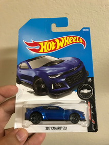 Hot Wheels 2017 Camaro Zl1 - (15,00 No Lote) (m)
