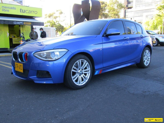 Bmw Serie 1 118i Paquete M At 1600 T